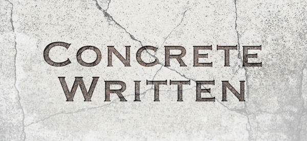 concretewritten